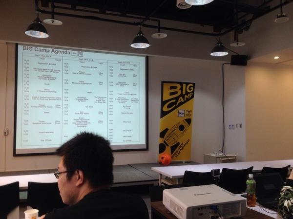 "Jeremy Wu: ""Start!"" on DIITU Communities ""TSS BIG Camp 2015"". From https://communities.diitu.com/post/-144392403290604"