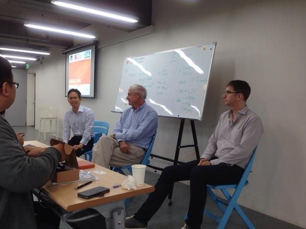 "Jeremy Wu: ""Q&A session!"" on DIITU Communities ""Taiwan MCAP Acceleration Program"". From https://communities.diitu.com/post/-144498061541863"