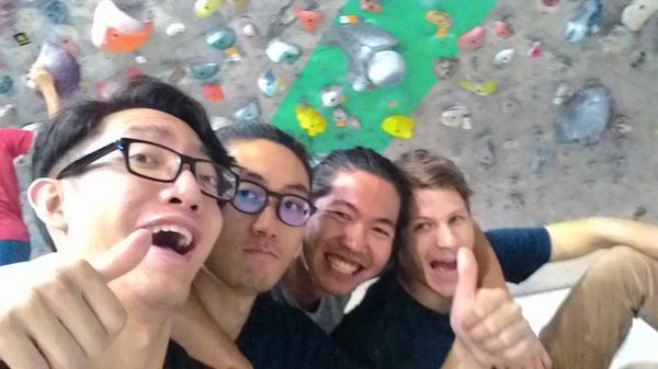 "Alastor: ""23th 鳥蛋盃 @ Stone bouldering gym"" on DIITU Communities ""Rock Climbing"". From https://communities.diitu.com/post/-144627256601876"