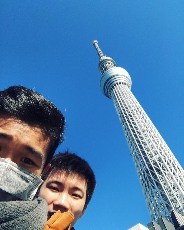 """汪奇翰 on DIITU Communities """"Tokyo"""". From https://communities.diitu.com/post/skytree-145571369167298"""