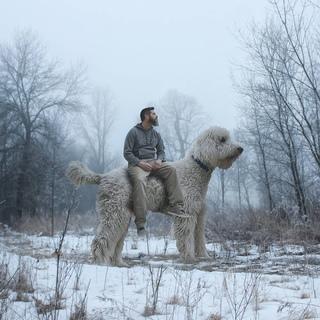 很紅的狗狗攝影師chris cline
