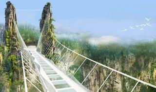 張家界玻璃天橋