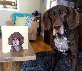 dogpainting