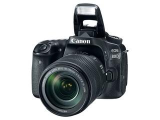 Canon 新中階機種 EOS 80D