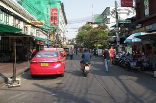 曼谷考桑路
