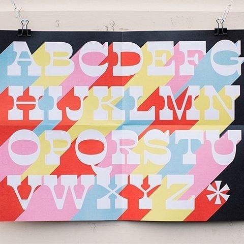 """Zoe Ting on DIITU Communities """"Typography"""". From https://communities.diitu.com/post/-146053457770793"""