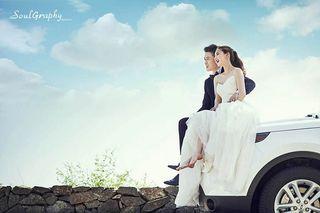 韓星婚攝!朴詩恩的婚照誰拍的?