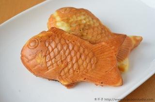 蜂蜜芝麻醬鯛魚燒
