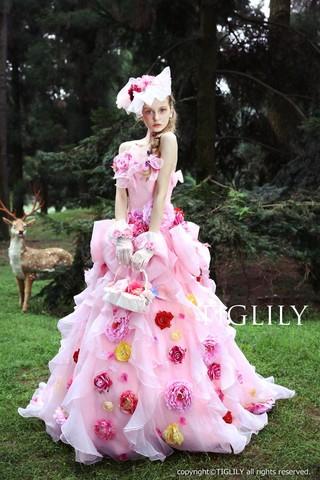 TIGLILY wedding dress