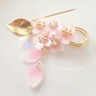 cherry blossom's ear ring