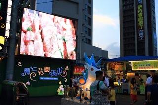 北台灣最大的-興仁花園夜市