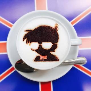 期間限定 名偵探柯南咖啡