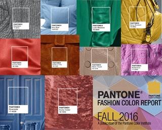 煩腦今年秋冬穿什麼嗎? 來看看PANTONE怎麼說