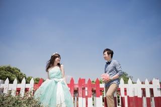 紅氣球自助婚紗-網友分享