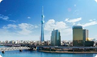 機場就能買到東京晴空塔展望台預售票(免排隊)