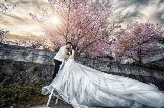 【夢想中的韓風婚紗照】分享♥推薦攝影師明遠♥