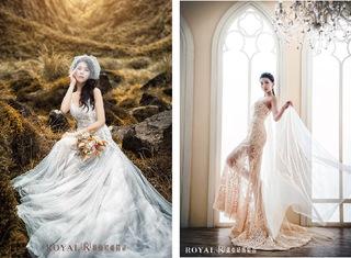 [婚紗禮服] 2017流行婚紗趨勢:裸紗,馬甲外露婚紗