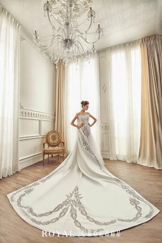 【婚紗禮服】重現巴洛克皇室的尊貴奢華