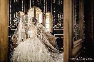 新人婚紗照:我們的未來,無限美好!