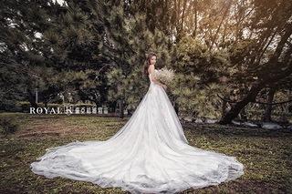 台北婚紗照:成為森林女王吧!