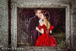 蘿亞婚紗|婚紗照風格:冬季婚紗