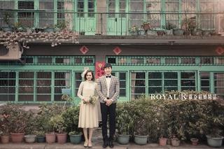 【蘿亞婚紗】偶像劇一般的婚紗照風格,展現愛情不同的美!