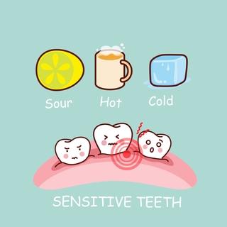 【牙齒保健】六種對牙齒不利的食物