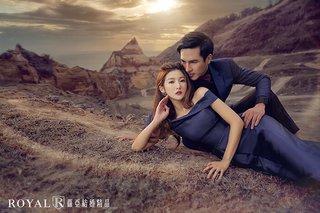 【台北拍婚紗秘境】媲美海外峽谷景觀,壯麗婚紗照台北就能拍