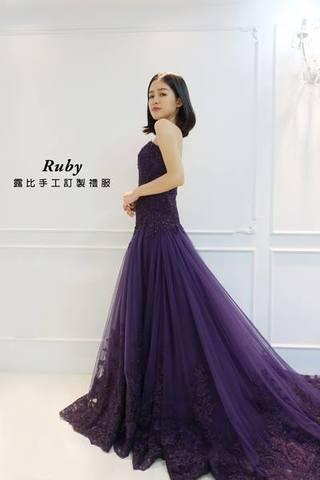 【Ruby露比手工訂製禮服好感分享】