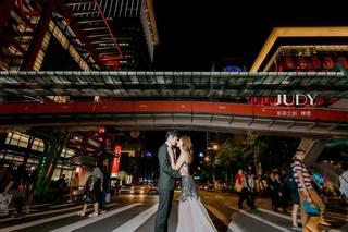 『 茱蒂文創婚紗攝影 ✨ 熱鬧街景系列 』